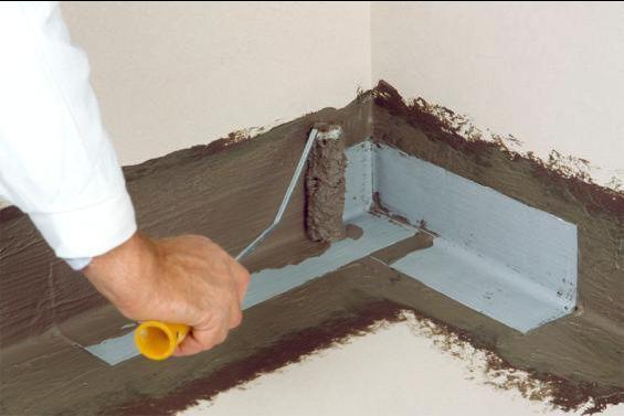 Фото - Гідроізоляція підлоги в гаражі