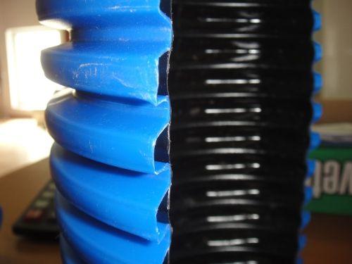 Фото - Гофрована труба з пластика - універсальний матеріал