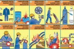 Правила техніки безпеки під час зварювальних робіт