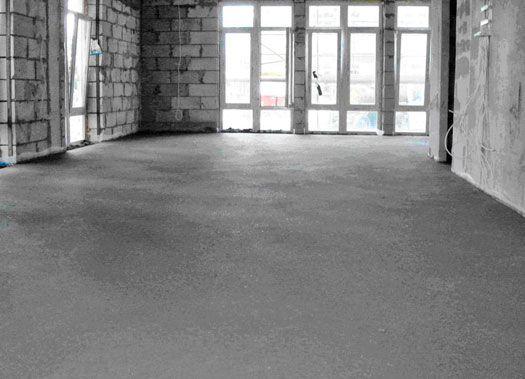 Фото - Грамотне железнение бетону цементом