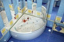 кутова ванна