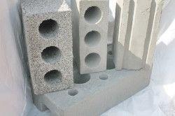 Різновид бетонних блоків