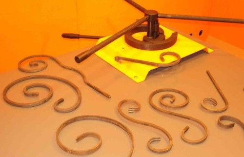 Фото - Холодна кування та виробництво готових металевих