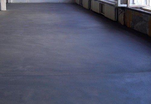 Фото - Ідеально рівна бетонна стяжка підлоги