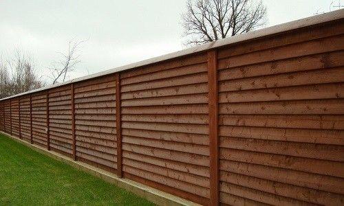 Фото - Ідеї   гарних дерев'яних парканів