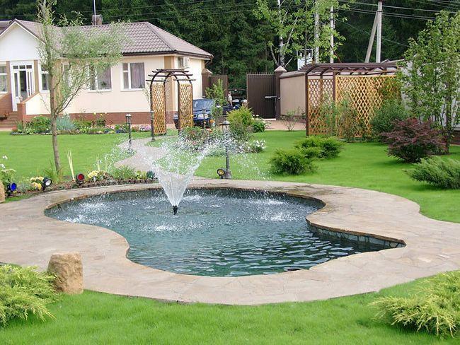 Фото - Ідеї   з благоустрою саду