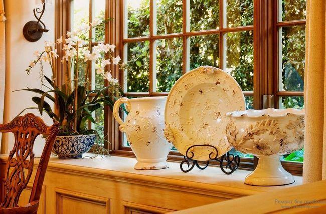 Декоративний посуд