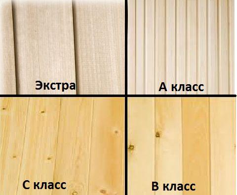 Деревяна вагонка виробляється з обрізної дошки. З бічних поверхонь проводиться вибірка чверті (фальцювання) або шпунта (шпунтовка) для кращого зчеплення і укладання покриття.