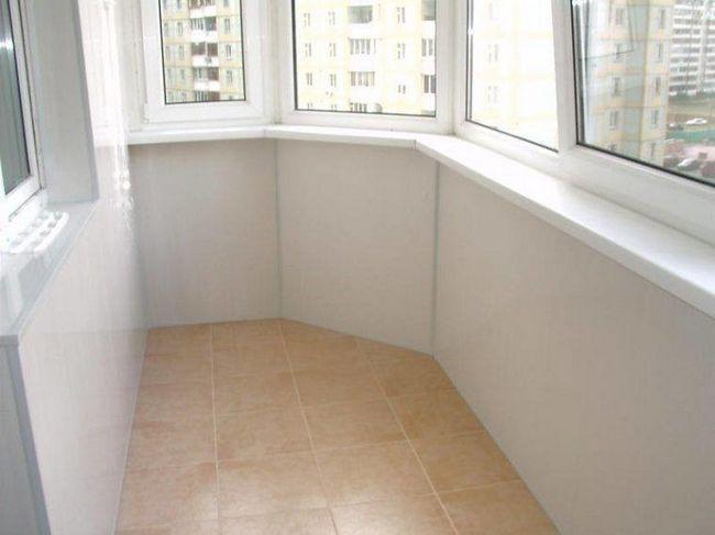 Фото - Інструкція з фарбування балкона