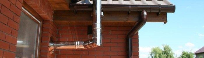 Фото - Інструкція по установці димоходів для газових котлів