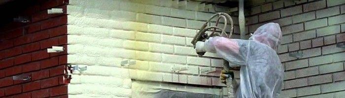 Фото - Інструкція по утепленню зовнішніх стін пінополіуретаном