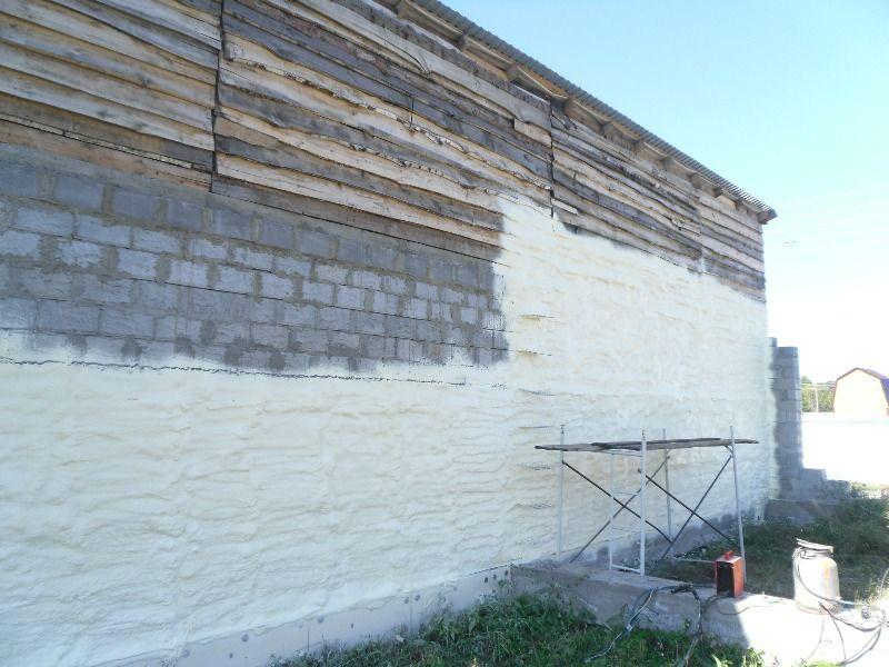 Теплоізоляція зовнішніх стін
