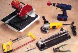 Фото - Інструменти для різання плитки: беремо тільки найнеобхідніше!
