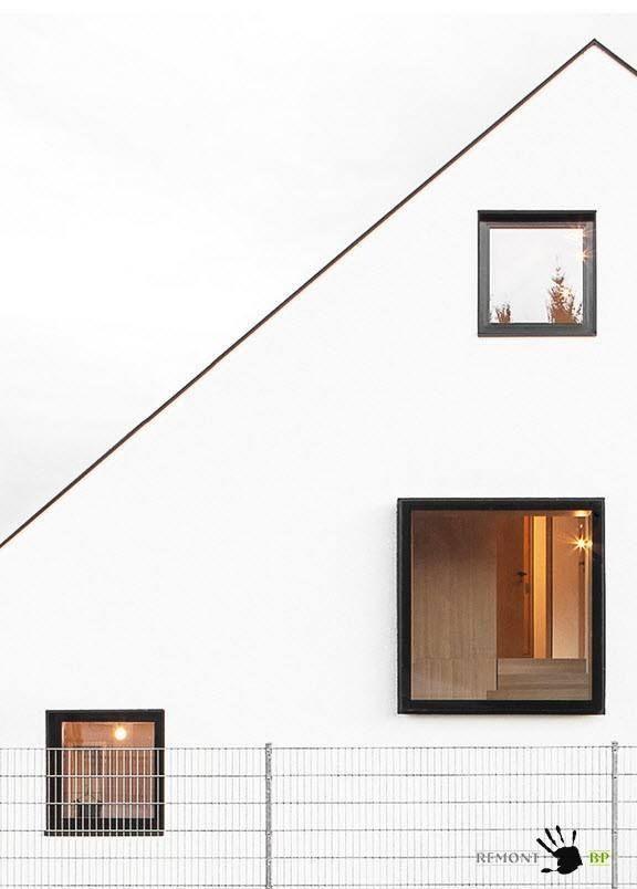 Фото - Заміський будинок в стилі мінімалізм в германии