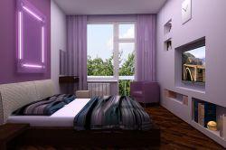 Фото - Інтер'єр маленької спальні в 9 кв. М