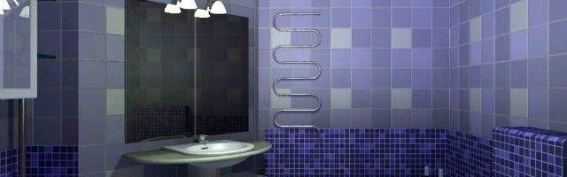 Фото - Інтер'єр сучасної ванної кімнати і кахельна плитка