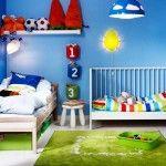 Ідеї   для дитячої кімнати