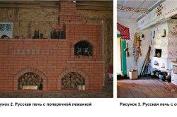Різновиди російських печей