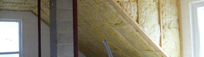 Фото - Використання мінеральної вати для утеплення даху