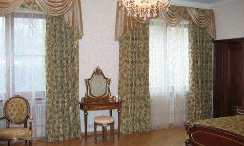 Фото - Використання текстилю в інтер'єрі спальні