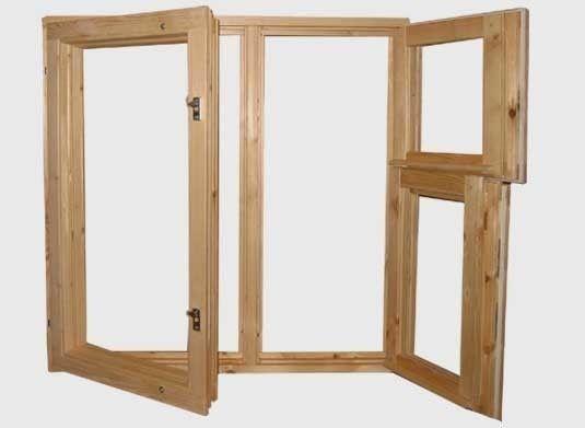 Фото - Виготовляємо віконну раму
