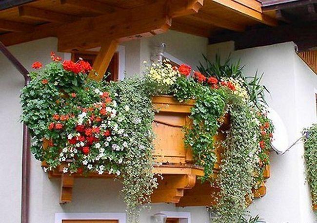 Фото - Виготовлення балконного ящика