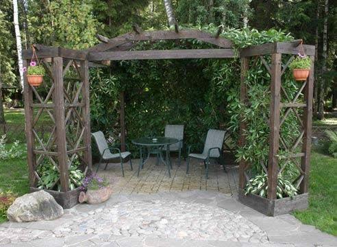 Ландшафтний сад: підбираємо рослини
