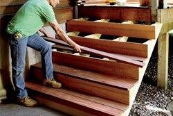 виготовлення деревяних сходів своїми руками