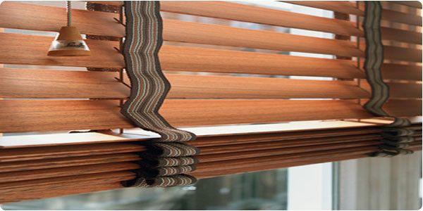 Фото - Виготовлення дерев'яних жалюзі своїми руками