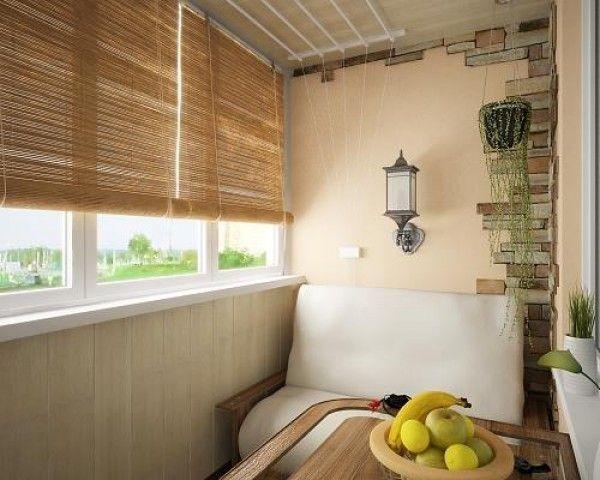 Фото - Виготовлення дивана на балкон чи лоджію