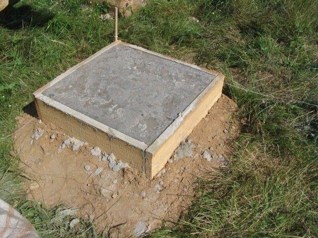 геополімерного бетон