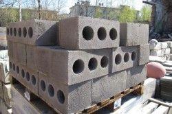 Блоки з керамзиту