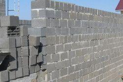 Стіна з блоків