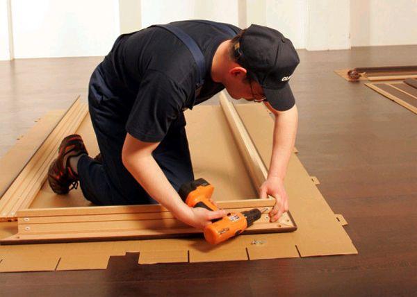 Фото - Виготовлення коробки для дверей своїми руками