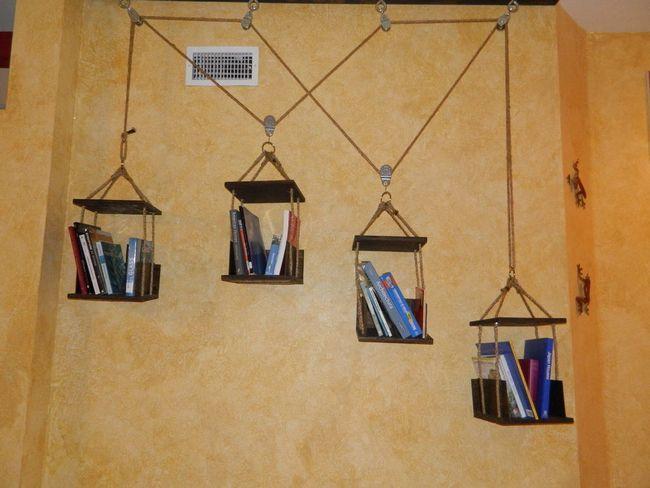 Полички на стіну своїми руками: основні ідеї, план роботи