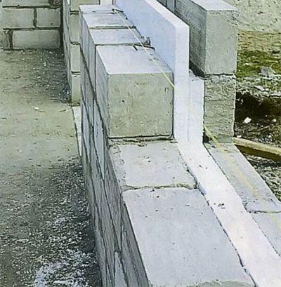 Фото - Виготовлення проміжного розчину для стін