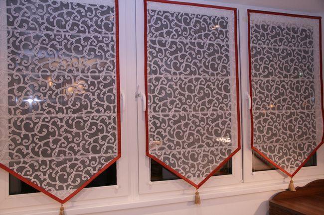 Фото - Виготовлення простих штор на вікна своїми руками