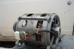 Двигун від пральної машини