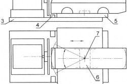 Схема пристрою саморобної шліфувальної машинки