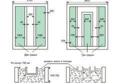 Пристрій теплиці з полікарбонату