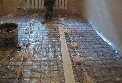 маячки для вирівнювання підлоги