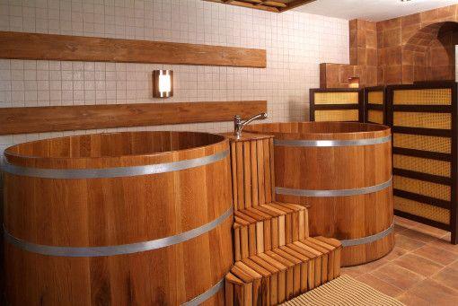 Фото - Дерев'яні купелі (бадді) - не вся деревина однаково корисна