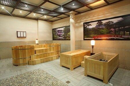 Процедури в японській лазні
