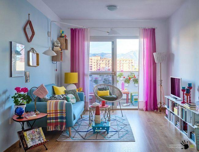 Фото - Вибираємо диванні подушки для вітальні
