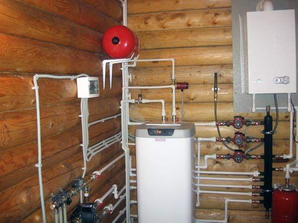 Електрична система опалення.