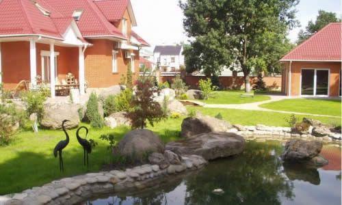 Фото - Елементи дизайну для садової ділянки
