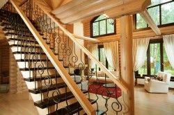 Ковані маршові сходи