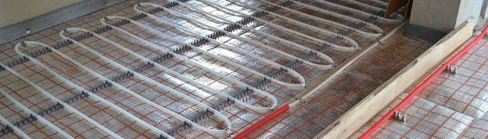 Фото - Етапи пристрою теплої водяної підлоги під плитку
