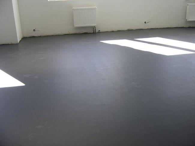 Фото - Етапи виконання стяжки для теплої підлоги