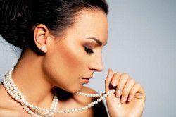 перлове намисто